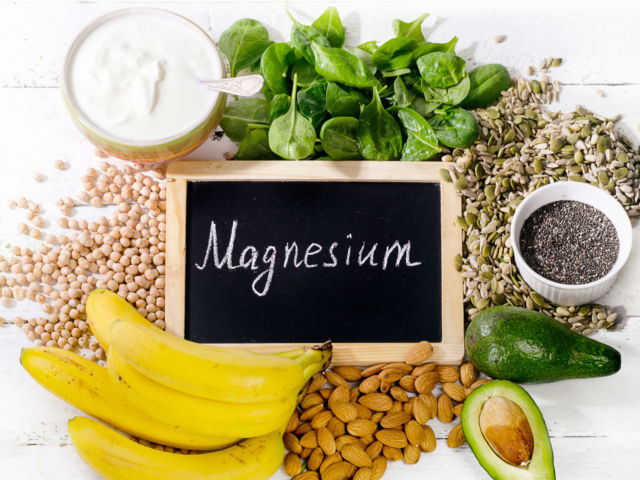 Maigrir par l'alimentation, le magnésium