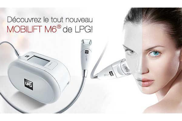Mobilift M6 - Esthétique Réunion